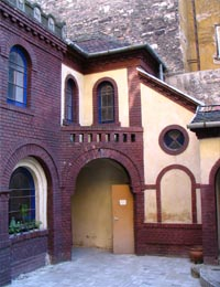 Dessewffy street Synagogue